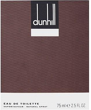 Alfred Dunhill Brown - Eau de Toilette — Bild N1