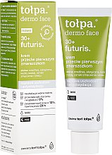 Düfte, Parfümerie und Kosmetik Nachtcreme gegen die ersten Anzeichen des Alterns - Tolpa Dermo Face Futuris 30+ Face Cream