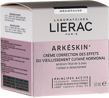 Gesichtspflegeset - Lierac Arkeskin (Gesichtscreme 50ml + Gesichtsmaske 50ml) — Bild N3