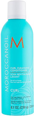 Reinigender Anti-Frizz Conditioner - Moroccanoil Curl Cleansing Conditioner — Bild N1