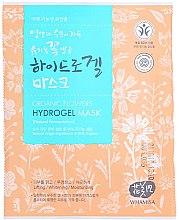 Düfte, Parfümerie und Kosmetik Innovative Gesichtsmaske mit fermentierten Blütenextrakten - Whamisa Organic Flowers Hydrogel Mask
