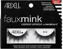 Düfte, Parfümerie und Kosmetik Künstliche Wimpern - Ardell Faux Mink Luxuriously Lightweight 810