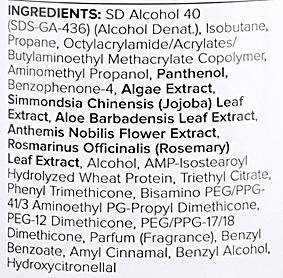 Haarspray für mehr Volumen und Glanz Starker Halt - Paul Mitchell Extra-Body Finishing Spray — Bild N2