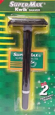 Männerrasierer - Super-Max Kwik Shaver — Bild N1