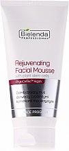 Düfte, Parfümerie und Kosmetik Verjüngende Gesichtsmousse mit pflanzlichen Stammzellen - Bielenda Professional Face Program Rejuvenating Facial Mousse