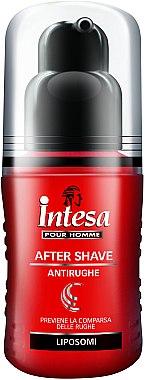 Anti-Falten After Shave Lotion - Intesa Classic Black Afer Shave Antirughe — Bild N1