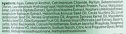 Pflegende Haarmaske mit pflanzlichen Proteinen und Avocadoöl - Kallos Cosmetics KJMN Vegan Soul Nourishing Hair Mask — Bild N3