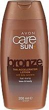 Düfte, Parfümerie und Kosmetik Körperbalsam - Avon Sun+ Bronze Tan Accelerator