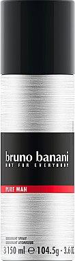 Bruno Banani Pure Man - Deospray — Bild N1