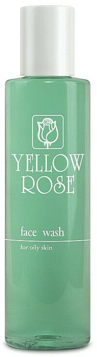 Gesichtsreinigungsgel mit Teebaumöl und Propolis-Extrakt für fettige Haut - Yellow Rose Face Wash For Oily Skin
