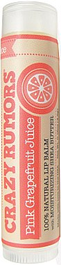 "Lippenbalsam ""Rubinrote Grapefruit"" - Crazy Rumors Pink Grapefruit Juice Lip Balm — Bild N2"
