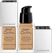 Düfte, Parfümerie und Kosmetik Foundation - Givenchy Teint Couture Fluide Haute Tenue