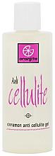 Düfte, Parfümerie und Kosmetik Anti-Cellulite Gel mit Zimt - Oranjito Anti-Cellulite Gel