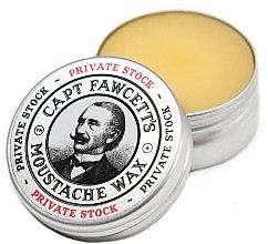 Düfte, Parfümerie und Kosmetik Schnurrbartwachs - Captain Fawcett Private Stock Moustache Wax