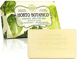 Düfte, Parfümerie und Kosmetik Naturseife Lettuce - Nesti Dante Refreshing & Regenerating Soap Horto Botanico Collection