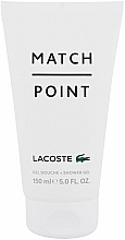 Düfte, Parfümerie und Kosmetik Lacoste Match Point - Parfümiertes Duschgel