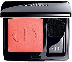Düfte, Parfümerie und Kosmetik Gesichtsrouge - Dior Rouge Blush