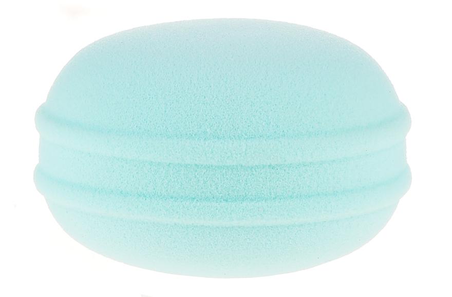Schminkschwämmchen, hellblau, 4318 - Donegal Sponge Make-Up — Bild N1