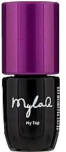 Düfte, Parfümerie und Kosmetik Nagelüberlack - MylaQ My Top