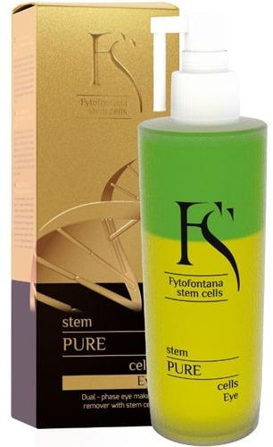 2in1 Augen-Make-up Entferner - Fytofontana Stem Cells Pure Make-Up Remover — Bild N1