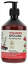 Düfte, Parfümerie und Kosmetik Volumen-Balsam für feines und schlaffes Haar - Rezepte der Oma Gertrude