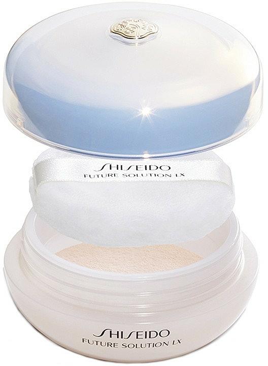 Loser Gesichtspuder mit Glow-Effekt - Shiseido Future Solution LX Total Radiance Loose Powder — Bild N4