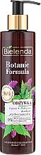 """Düfte, Parfümerie und Kosmetik Haarspülung für fettiges haar """"Brennnessel & Klette"""" - Bielenda Botanic Formula Burdock & Nettle Conditioner"""
