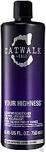 Volumen-Balsam für feines und schlaffes Haar - Tigi Catwalk Volume Collection Your Highness Nourishing Conditioner — Bild N3