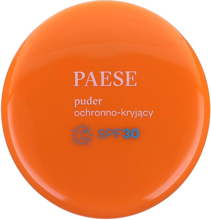Kompaktpuder für das Gesicht SPF 30 - Paese Powder SPF30 — Bild N1