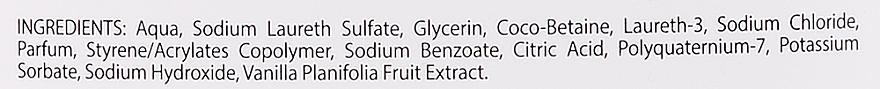 Reichhaltige Duschcreme mit Vanilleextrakt für empfindliche Haut - Corine De Farme Shower Cream — Bild N2