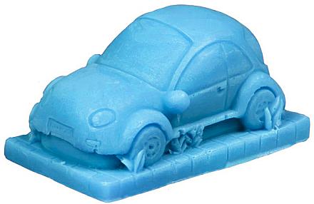 Handgemachte Naturseife Auto mit Fruchtduft - LaQ Happy Soaps Natural Soap — Bild N1