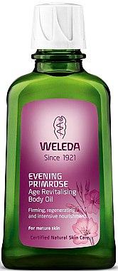 Festigendes und nährendes Revitalisierungs-Öl für den Körper mit Nachtkerze - Weleda Evening Primrose Age Revitalizing Body Oil — Bild N3