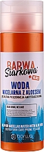Düfte, Parfümerie und Kosmetik Mizellenwasser mit Aloe Vera - Barwa Siarkowa + Aloes Micellar Water