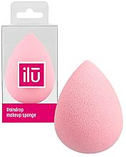 Düfte, Parfümerie und Kosmetik Schminkschwamm rosa - Ilu Sponge Raindrop Pink