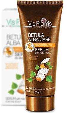 Stärkendes Serum mit Birkenteer für die Kopfhaut - Vis Plantis Betula Alba Care Serum — Bild N1