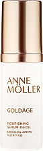 Nährendes Anti-Falten Gesichtsserum - Anne Moller Goldage Nourishment Serum-in-Oil — Bild N2