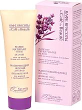 Düfte, Parfümerie und Kosmetik Mattierendes Gesichtsfluid für den Tag für fettige und Mischhaut - Le Cafe de Beaute Matting Fluid