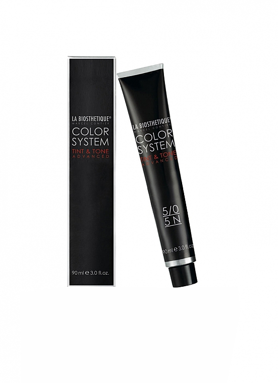 Haarfarbe - La Biosthetique Color System Tint and Tone Advanced