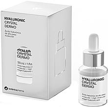 Düfte, Parfümerie und Kosmetik Tief feuchtigkeitsspendendes Gesichtsserum mit Hyaluronsäure - Botanicapharma Crystal Dermo Serum