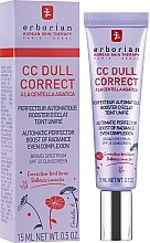 Düfte, Parfümerie und Kosmetik CC Creme gegen müde Haut LSF 25 - Erborian CC Dull Correct SPF 25