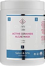 Düfte, Parfümerie und Kosmetik Alginatmaske für das Gesicht mit Ceramiden - Charmine Rose Active Ceramide Algae Mask