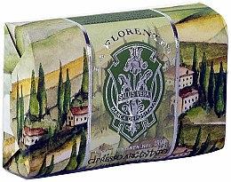 Düfte, Parfümerie und Kosmetik Seife Silberzypresse - La Florentina Silver Cypress Bath Soap
