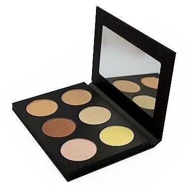 Gesichts-Concealer - Makeup Revolution Katie Price Conceal Contour&Light for Men — Bild N2