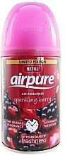 Düfte, Parfümerie und Kosmetik Raumerfrischer Funkelnde Beere - Airpure Air-O-Matic Refill Sparkling Berry
