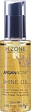 Düfte, Parfümerie und Kosmetik Haarserum - H.Zone Argan Active Shine Oil Serum