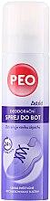 Düfte, Parfümerie und Kosmetik Deospray für Schuhe - Astrid Antibacterial Deodorizing Spray Peo Shoe