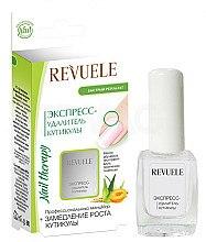 Düfte, Parfümerie und Kosmetik Nagelhautentferner mit Aprikose, Aloe und Weizen - Revuele Express Cuticle Remover Nail Therapy