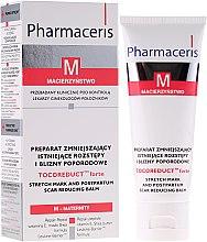 Düfte, Parfümerie und Kosmetik Körperbalsam zur Reduzierung von Schwangerschaftsstrefen - Pharmaceris M Tocoreduct Forte Stretch Mark Reduction Balm