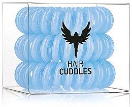 Düfte, Parfümerie und Kosmetik Haargummis 3 St. - HH Simonsen Hair Cuddles Light Blue