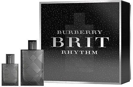Burberry Burberry Brit Rhythm - Duftset (Eau de Toilette/90ml + Eau de Toilette/30ml) — Bild N1